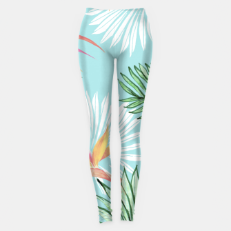 Tropic Palm Leggings thumbnail image