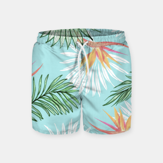 Tropic Palm Swim Shorts thumbnail image