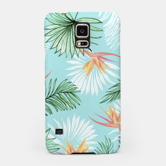 Thumbnail image of Tropic Palm Samsung Case, Live Heroes
