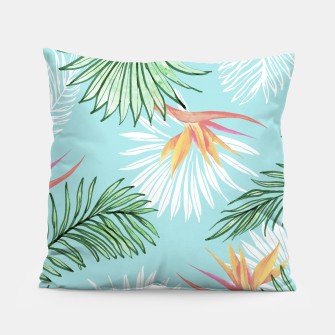 Tropic Palm Pillow thumbnail image
