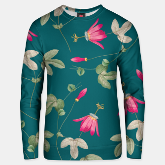 Thumbnail image of Art of Nature Cotton sweater, Live Heroes