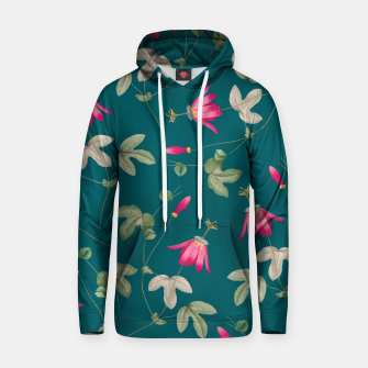 Thumbnail image of Art of Nature Cotton hoodie, Live Heroes