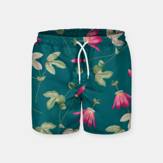 Thumbnail image of Art of Nature Swim Shorts, Live Heroes