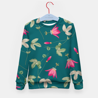 Thumbnail image of Art of Nature Kid's sweater, Live Heroes