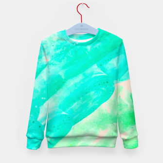Thumbnail image of Tropical Souvenir Kid's sweater, Live Heroes