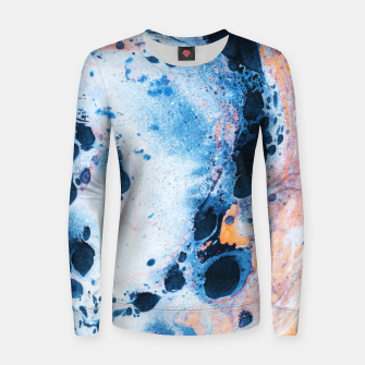 Thumbnail image of Stone Water Woman cotton sweater, Live Heroes