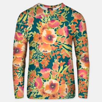 Thumbnail image of Floral Bunch Cotton sweater, Live Heroes