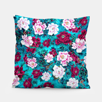 Thumbnail image of Peonies Pillow, Live Heroes