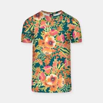 Thumbnail image of Floral Bunch T-shirt, Live Heroes