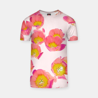 Thumbnail image of Flower Therapy T-shirt, Live Heroes