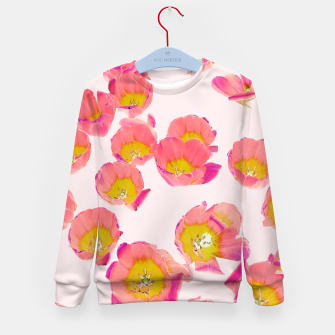 Thumbnail image of Flower Therapy Kid's sweater, Live Heroes