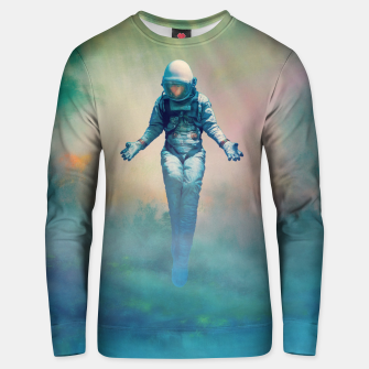 Thumbnail image of Crucified in Time Cotton sweater, Live Heroes