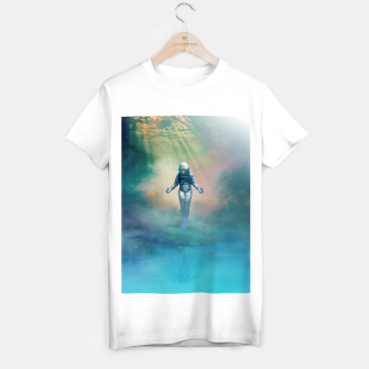 Crucified in Time T-shirt regular Bild der Miniatur