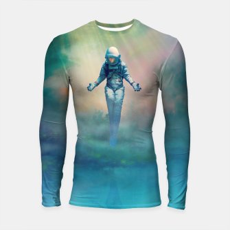 Crucified in Time Longsleeve rashguard  Bild der Miniatur