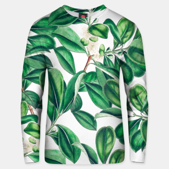 Thumbnail image of Botanica Cotton sweater, Live Heroes
