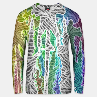 Thumbnail image of Lift It Cotton sweater, Live Heroes