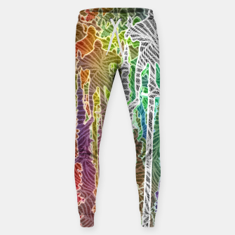 Thumbnail image of Lift It Cotton sweatpants, Live Heroes