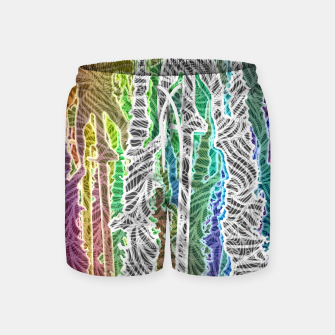 Thumbnail image of Lift It Swim Shorts, Live Heroes