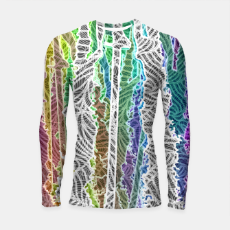Thumbnail image of Lift It Longsleeve rashguard , Live Heroes