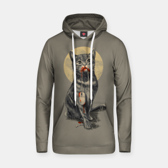 The Catch Cotton hoodie Bild der Miniatur