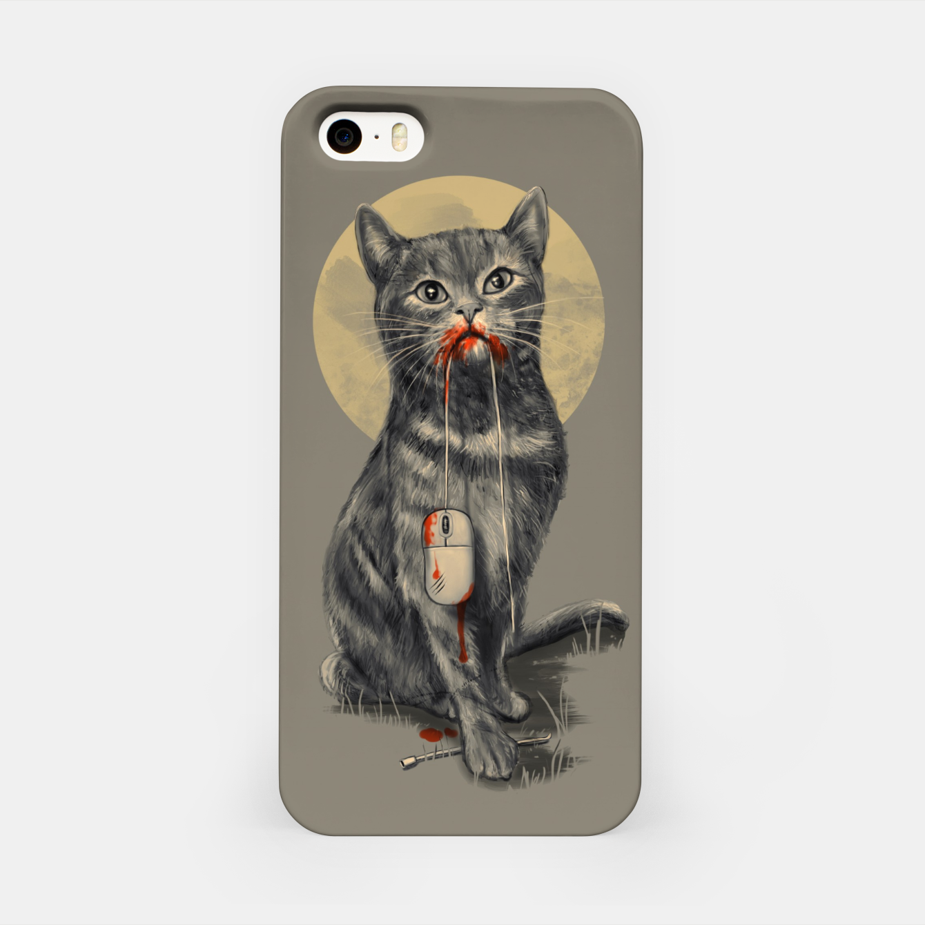 Image de The Catch iPhone Case - Live Heroes