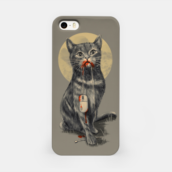 The Catch iPhone Case Bild der Miniatur