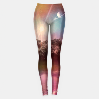 Miniaturka 8:13 AM Leggings, Live Heroes