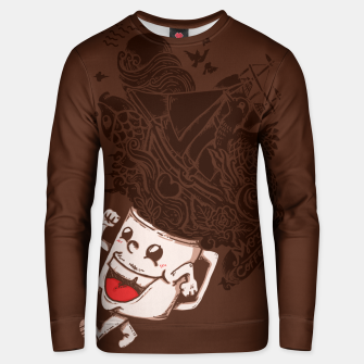 Thumbnail image of Morning Coffee - Cotton sweater, Live Heroes