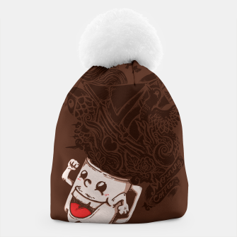 Thumbnail image of Morning Coffee - Beanie, Live Heroes