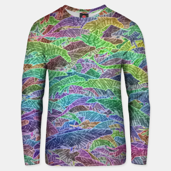 Thumbnail image of Evolution Cotton sweater, Live Heroes