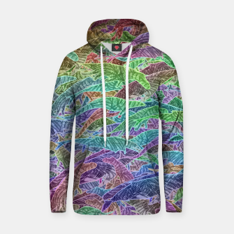Thumbnail image of Evolution Cotton hoodie, Live Heroes