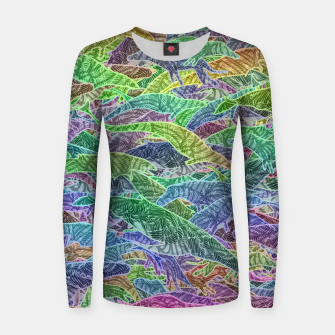 Evolution Woman cotton sweater thumbnail image