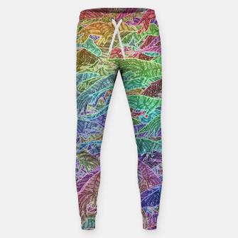 Thumbnail image of Evolution Cotton sweatpants, Live Heroes
