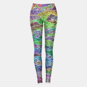 Thumbnail image of Evolution Leggings, Live Heroes
