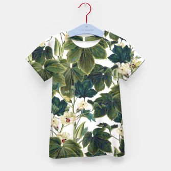 Thumbnail image of Wild Forest Kid's t-shirt, Live Heroes
