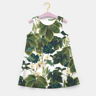Thumbnail image of Wild Forest Girl's summer dress, Live Heroes