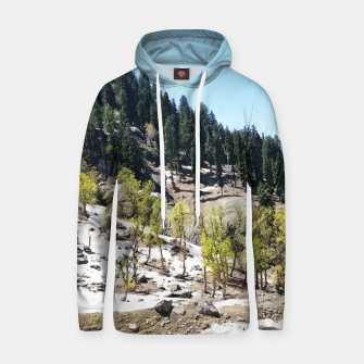 Thumbnail image of Kashmir v2 Cotton hoodie, Live Heroes