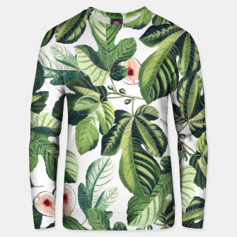 Thumbnail image of Fig Garden Cotton sweater, Live Heroes