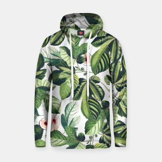 Thumbnail image of Fig Garden Cotton hoodie, Live Heroes