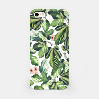 Thumbnail image of Fig Garden iPhone Case, Live Heroes