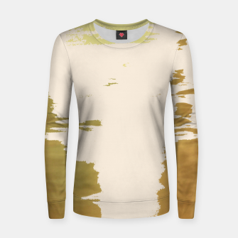 Thumbnail image of Blush Gold Woman cotton sweater, Live Heroes