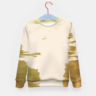 Thumbnail image of Blush Gold Kid's sweater, Live Heroes