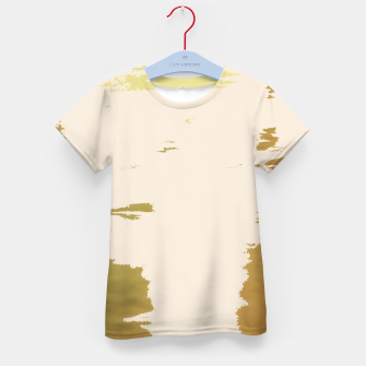 Thumbnail image of Blush Gold Kid's t-shirt, Live Heroes