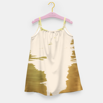 Thumbnail image of Blush Gold Girl's dress, Live Heroes