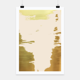 Thumbnail image of Blush Gold Poster, Live Heroes