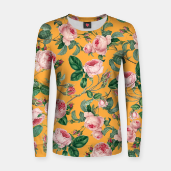 Thumbnail image of Honey Woman cotton sweater, Live Heroes