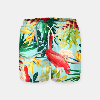 Thumbnail image of Hawaiian Vibe Swim Shorts, Live Heroes