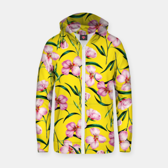 Querencia Cotton zip up hoodie thumbnail image