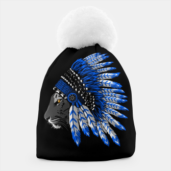 Miniatur Indian chief tiger Gorro, Live Heroes