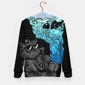 Thumbnail image of Jazzy Night - Kid's sweater, Live Heroes